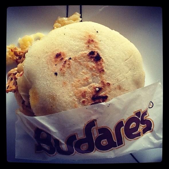 Comida Venezolana @ Budare's