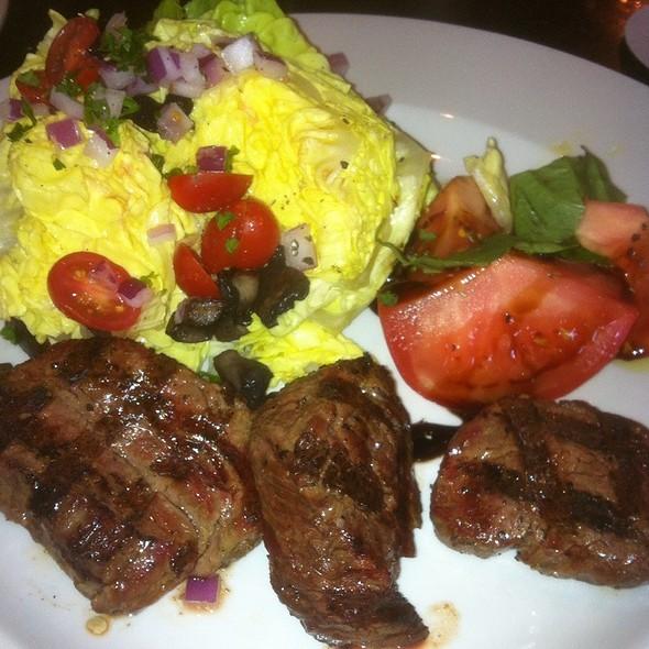Steak Salad @ Brick Tops
