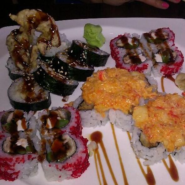 Sushi @ Kai Sushi