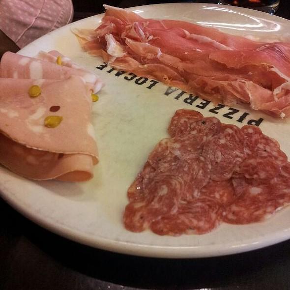 Cured Meats - Pizzeria Locale, Boulder, CO