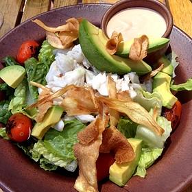 Lump Crab And Avocado Salad