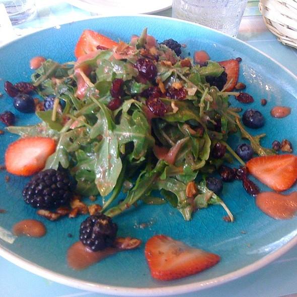 Blu Salad @ Blu Island Bistro