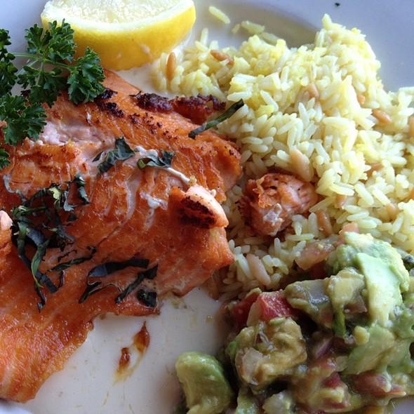 Salmon Coronado - Pier Cafe, San Diego, CA