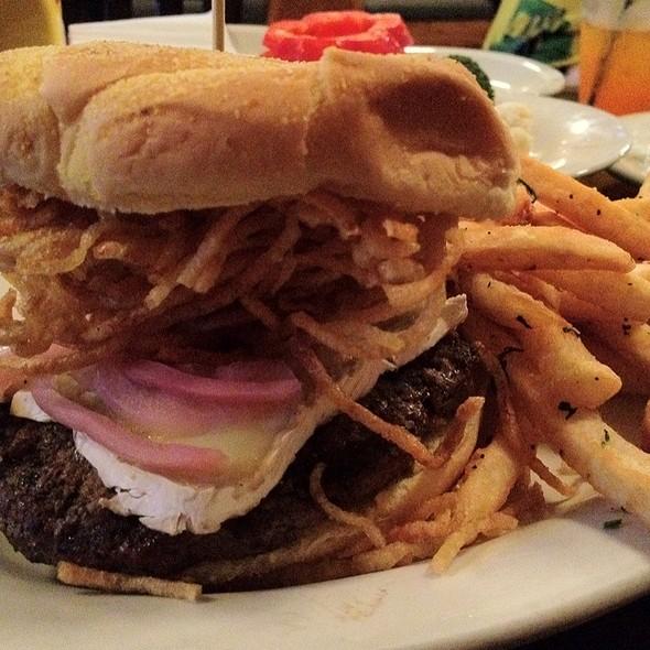 French Breakfast Burger @ Twenty Tap