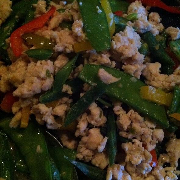 Stir Fry Vegetable With Garlic