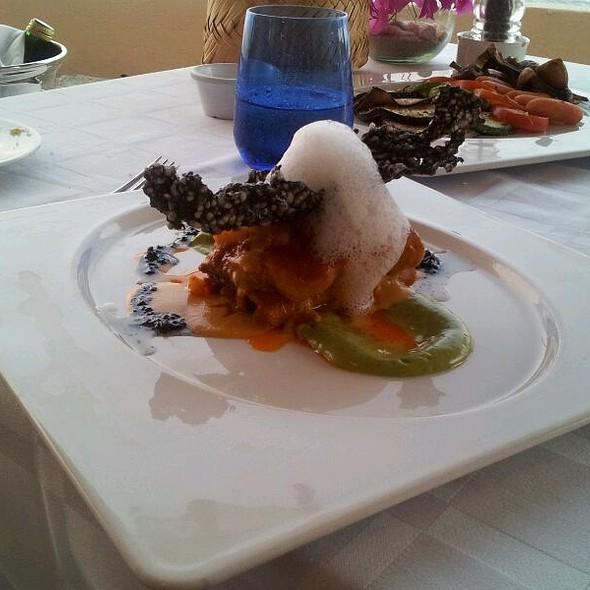 Catch of the day with @ Café des Artistes Bistro Gourmet