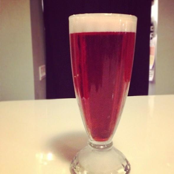 Wild Cherry Phosphate @ The Ice Cream Bar / Soda Fountain