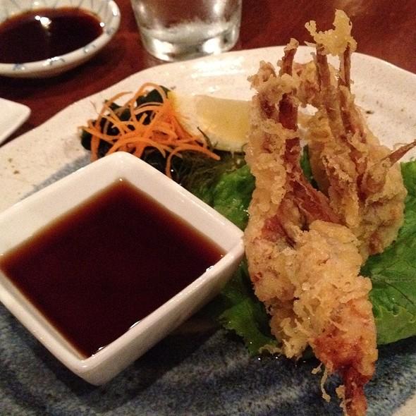 Soft Shell Crab - Monstera Noodles & Sushi, Kohala Coast, HI
