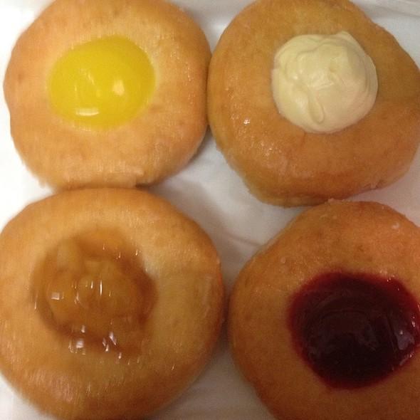 Mixed Fruit Donuts