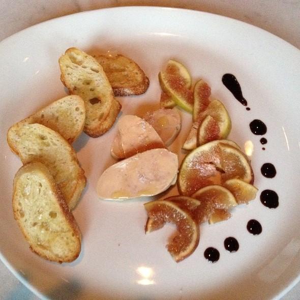 Foie gras Torchon - Oak - Dallas, Dallas, TX