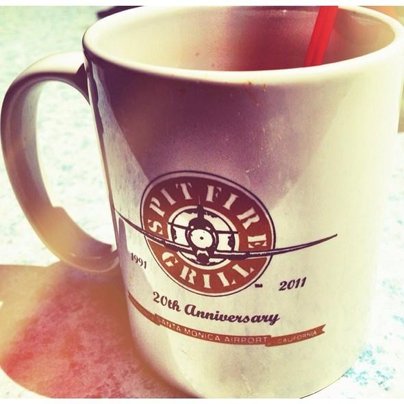 Good Coffee - Spitfire Grill, Santa Monica, CA