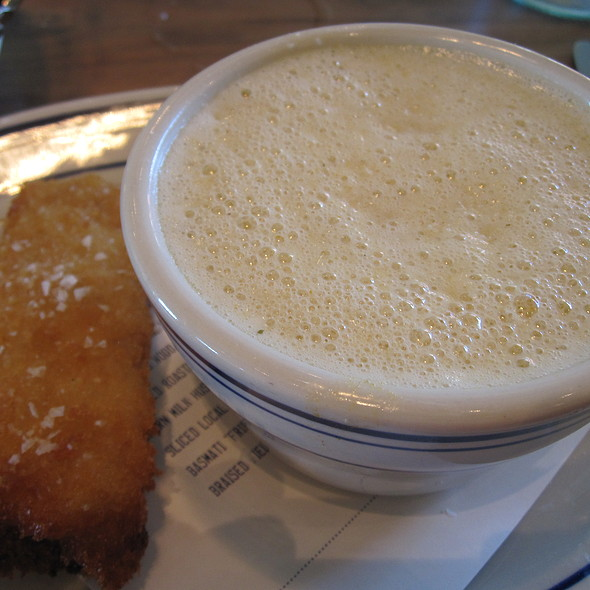 She Crab Soup  @ The Optimist
