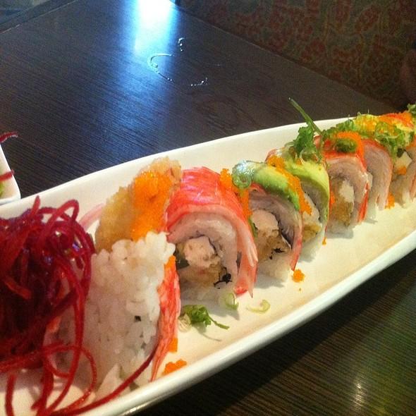 Scorpion Sushi