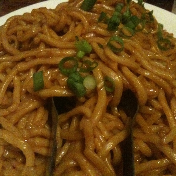 Garlic Noodles @ Mercury Lounge