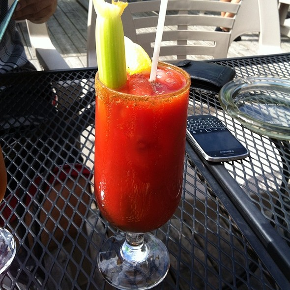 Bloody Mary @ Chill Bar And Grill