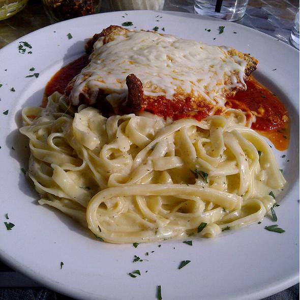 Chicken Parmesan @ Ristorante Roma
