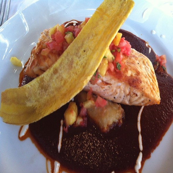 Salmon Manchamantela - Besito Mexican - Huntington, Huntington, NY