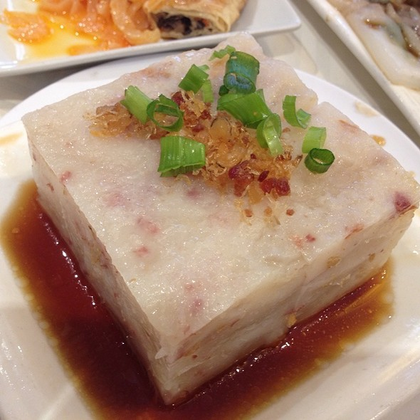 Turnip Cake Dim Sum @ Sea Harbour Seafood Restaurant