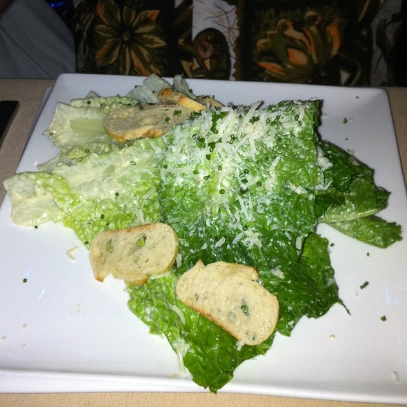 Caesar Salad - Infusion Lounge, San Francisco, CA
