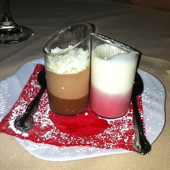 Duo Of Mousse - Infusion Lounge, San Francisco, CA