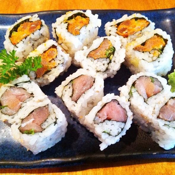 Sushi Variety Goodness