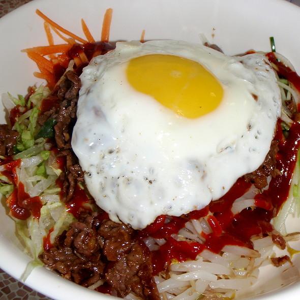 Bibimbap @ U-City Grill
