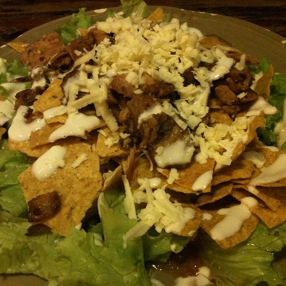 Pollo Al Carbon Taco Salad @ Mexicali