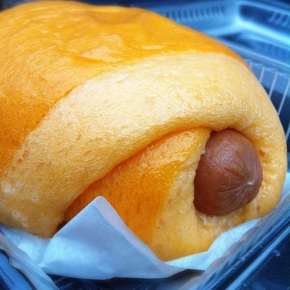 Chicken Sausage Mantou