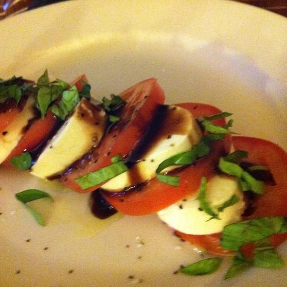Caprese Salad With Pesto And Baguette - Omaha Steakhouse - Phoenix, Phoenix, AZ
