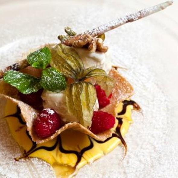 Desserts @ Ristorante la Chiostrina