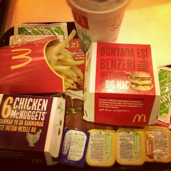 Big Mac @ McDonald's