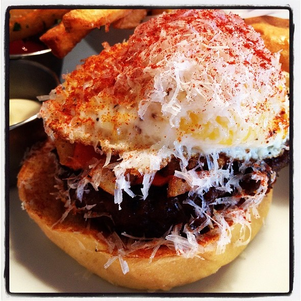 Chorizo @ Flip Burger Boutique