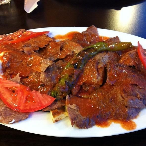 Iskender Kebab @ Narin Pide Kebap