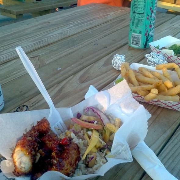 Coconut Fried Chicken @ Atlanta Food Truck Park