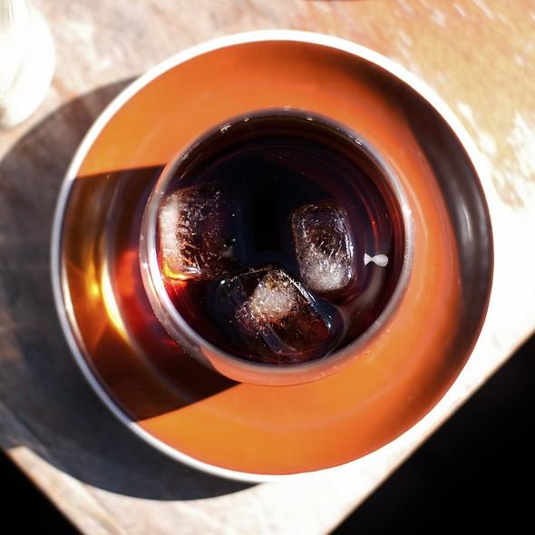 Five Senses Sumatran Cold Drip @ Circa Espresso