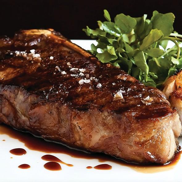 Steak - Bristol Restaurant and Bar - Four Seasons Hotel Boston, Boston, MA
