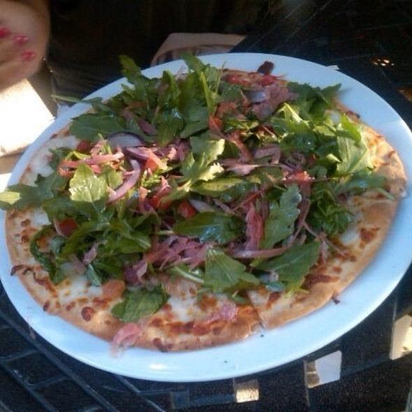 Prosciutto Pizza - Feast - Bucktown, Chicago, IL