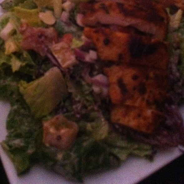 Chopped Ranch Salad With Range Chicken