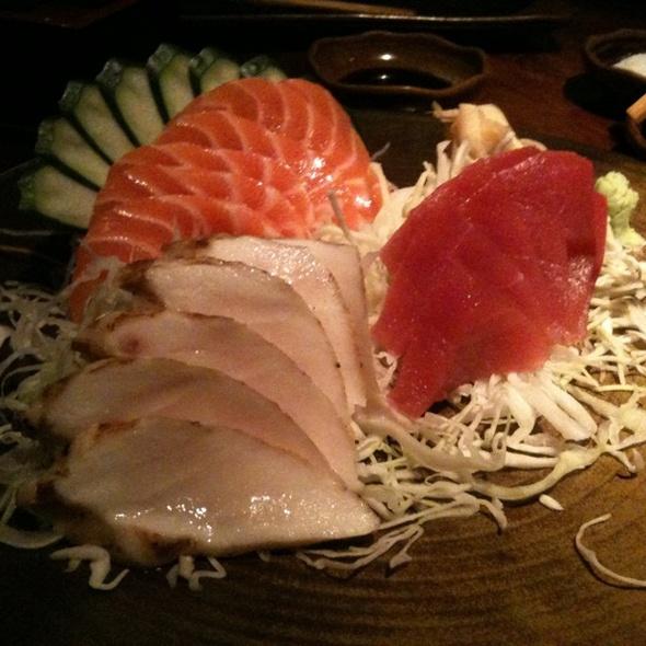 Sashimi @ Do Culinaria Japonesa