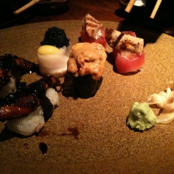 Sushi @ Do Culinaria Japonesa