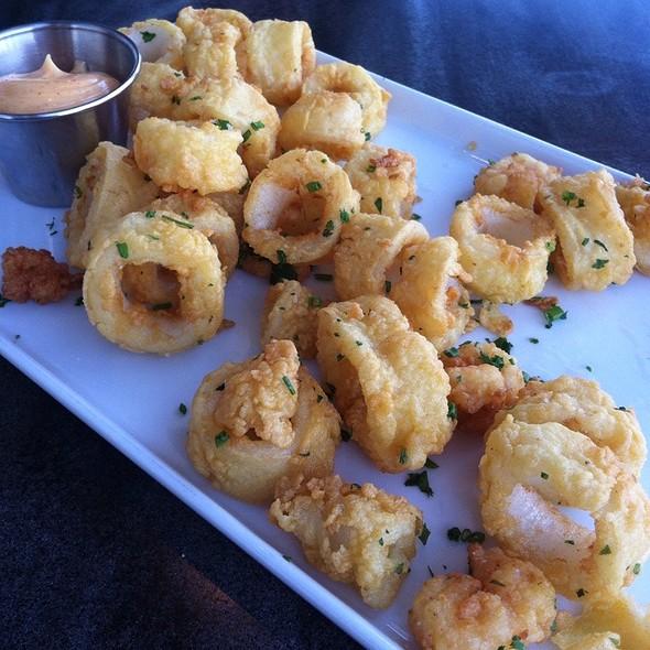 Fried Calamari @ Falmouth Sea Grill