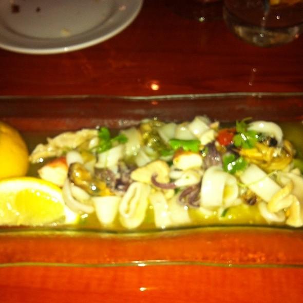 Seafood Salad @ Aqua Blu