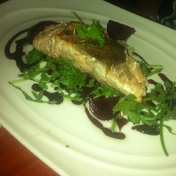 Salmon @ Aqua Blu
