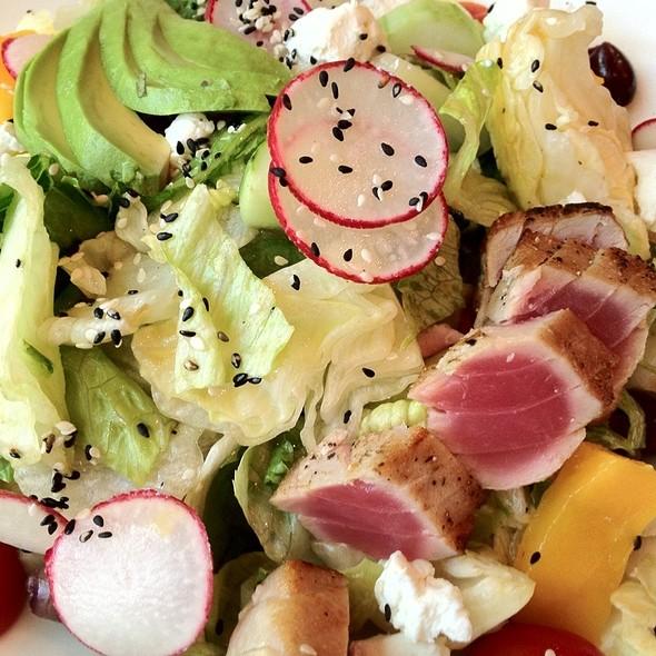 Seared Ahi Tuna Salad - Mandaloun, Redwood City, CA