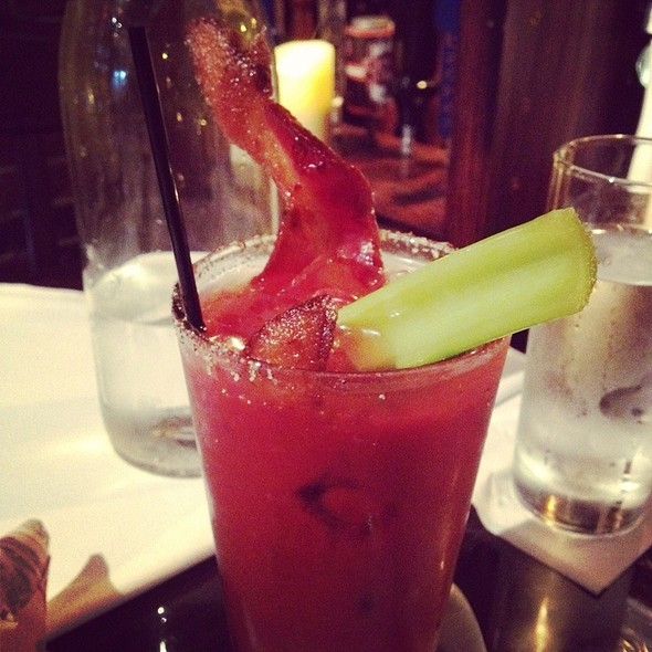 Spicy Bloody Mary @ Datz