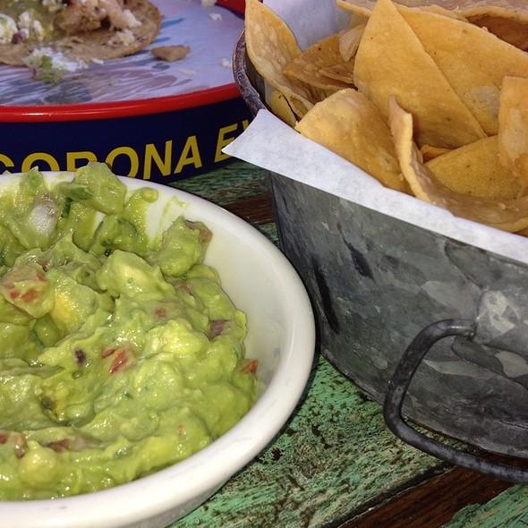 Guacamole and Chips - Pink Taco - Los Angeles, Los Angeles, CA