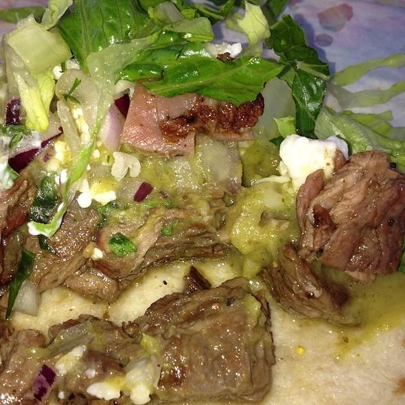 Steak Tacos - Pink Taco - Los Angeles, Los Angeles, CA