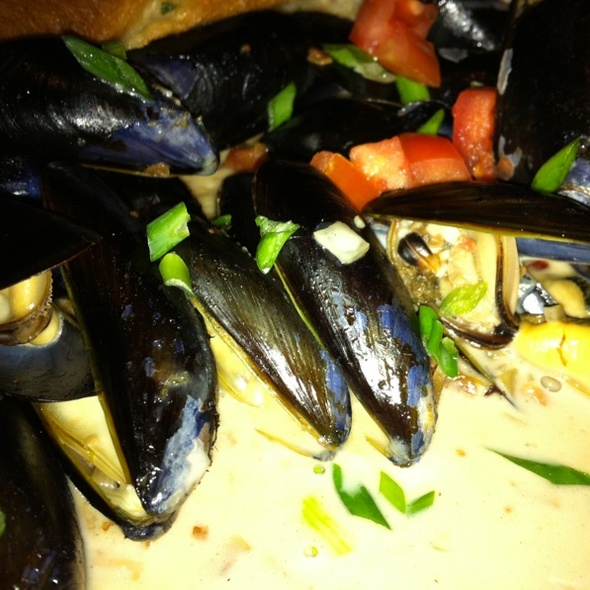 Mussels @ Beach Cafe