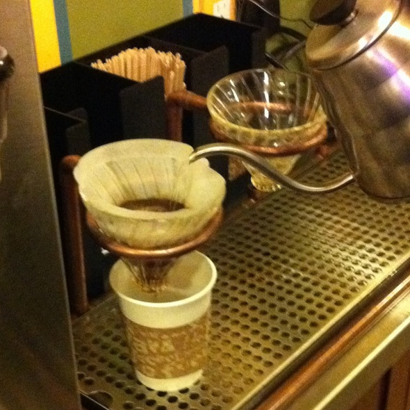 Drip Coffee @ Gelato Bar