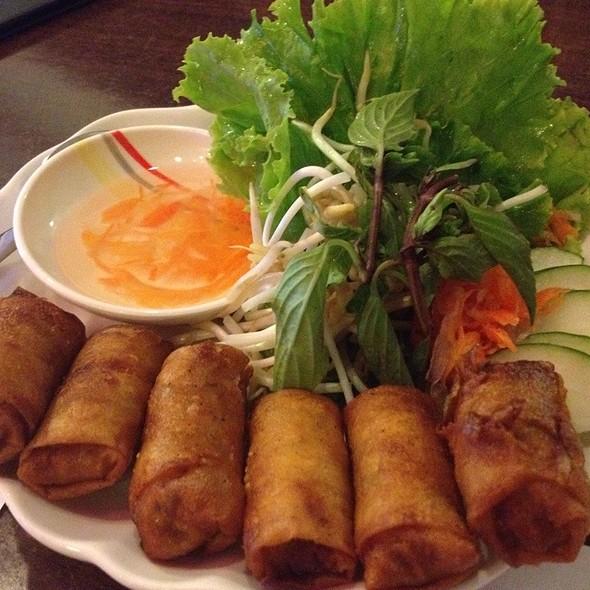 Crispy Spring Roll @ Zao Vietnamese Bistro